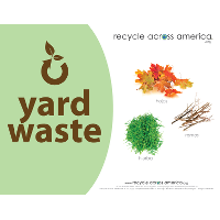 Yard Waste Labels